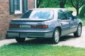 1991 Chevy Lumina Euro 3.1 | Chevrolet Lumina | Pinterest ...
