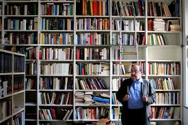 Archival Interview: Umberto Eco on Truth, Fiction, and the Holy Grail   by  JessicaJernigan   Medium