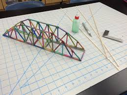 balsa bridge building