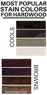 Hardwood Flooring Stain Color Trends 2019 The Flooring