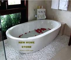 cultured marble tub surround white hand carved stone bathtubs highly polished inside rim with bathroom wall cultured marble tub