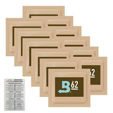 Buy Boveda Rh 62 2 Way Humidity Control Large 67g 6 Pack
