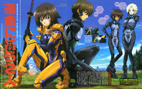 Resultado de imagen para MUV-LUV ALTERNATIVE: TOTAL ECLIPSE (2012)