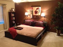 brown accent wall master bedroom dream home brown with regard to brown bedroom ideas
