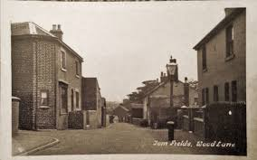 Tom Fields, Wood Lane. – Postcards from Stoke