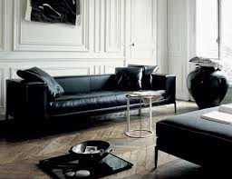 modern black leather couches. Furniture. Modern Black Leather Couches T