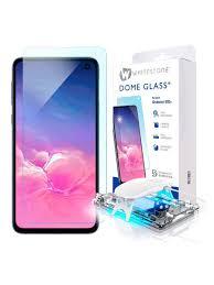 <b>Защитное стекло</b> для экрана <b>Whitestone Dome</b> для Samsung ...