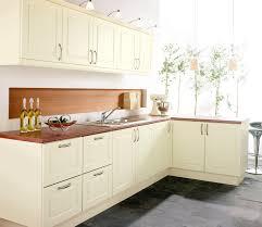 boston ivory shaker kitchen units
