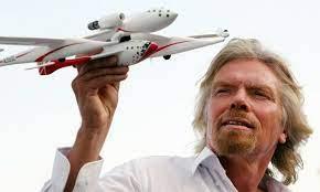Richard Branson: All für alle!
