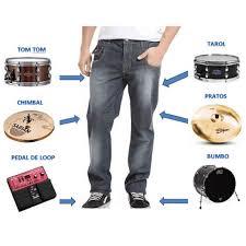 drum pants gift idea 671
