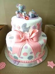 Baby Girl Shower Cakes Baby Girl Shower Cake Decorations Icarusnzcom