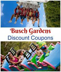 busch gardens tickets williamsburg. Find All Your Busch Gardens Discount Coupons 2018 Tickets Williamsburg M