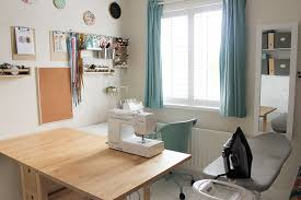A Tour of my Sewing Room Sea Salt & Stitches