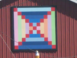GC1ZKJT Courthouse Steps Barn Quilt (Traditional Cache) in ... & The cache is a micro cache hidden within sight of the barn quilt. Adamdwight.com