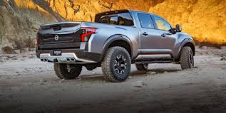 2018 nissan frontier crew cab. beautiful cab 2018 nissan titan warrior concept truck usa for frontier crew cab a