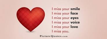 I miss you quote | Picture Quotes & Sayings