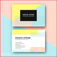 Luxury Name Cards Template Resume Pdf