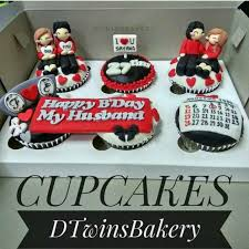 Cup Cake Tema Isi 6cup Cake Ultah Cup Cake Customcupcakes