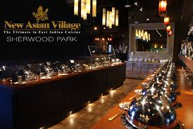 The new asian village