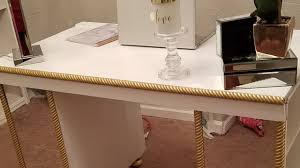 Image China New Diy Glam Office Desk Total Cost 6500 Instant Offices New Diy Glam Office Desk Total Cost 6500 Youtube