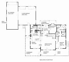 one level house plans with attached garage fresh apartments house plans with motorhome garage rv rafael