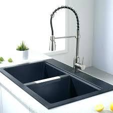 Black  Granite Composite Sink Vs Stainless Steel2