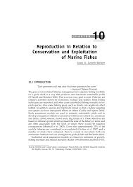 pdf reion in relation to conservation
