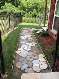 edging for pathways 309 best landscaping edging pathways images on with stone walkway edging 13431