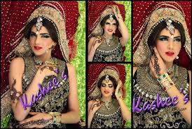 makeup by kashif aslam kashee s beauty parlour bridal