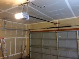garage door opener installation. Brilliant Installation Contemporary Garage Door Opener Installation On Garage Door Opener Installation O