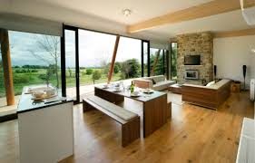 Dining Room And Kitchen Modern Kitchen Ideas With Dining Area For Your Home Inspiration