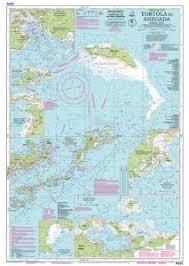 Bvi Navigation Charts Nautical Charts Online Chart Imray A232 Tortola To Anegada
