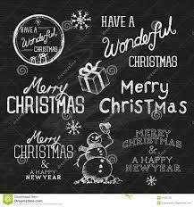 Christmas Signs Seasons Greetings Christmas Signs Royalty Free Stock Photos