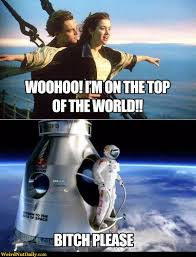 I'm on top of the World Meme Generator - Captionator Caption ... via Relatably.com