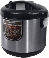 Купить <b>мультиварку Marta MT</b>-<b>4323</b> Black Pearl в интернет ...