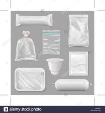 Plastic Packet Design Food Packaging For Different Snack Products Design Pack
