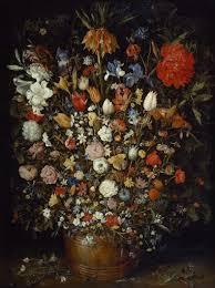 <b>Flowers in a</b> Wooden Vessel - Jan Brueghel the Elder — Google ...