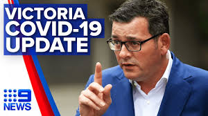 The rules and exemptions on masks remain as they were under the previous step of restrictions. Coronavirus Vic Premier On Social Distancing Lockdown Rules Nine News Australia Youtube