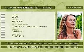 Novelty New Id info - Ids Oukas Fake Card Identity