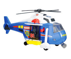 Dickie Helicopter Light And Sound Simba 203308356 Dickie Toys Helicopter