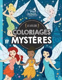 Disney Les F Es Les Ateliers Amazon De Hachette Jeunesse