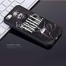 ch black white trill asap rocky iphone 8 plus case rap artist rakim mayers aap mob
