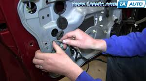 how to install replace front window regulator 1999 06 vw volkwagen how to install replace front window regulator 1999 06 vw volkwagen jetta golf
