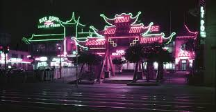 Neon Signs Los Angeles Amazing Spectacular Illumination Neon Los Angeles' Documents The Glowing