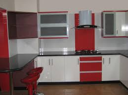 Red Kitchen Cupboard Doors Kitchen Colors With Dark Oak Cabinets Dish Racks Muffin Tools