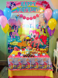 my little pony decoration ideas
