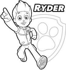 Paw Patrol Ryder 1 Paw Patrol Free Printables Paw Patrol