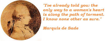 Marquis de Sade Image Quotation #6 - QuotationOf . COM via Relatably.com