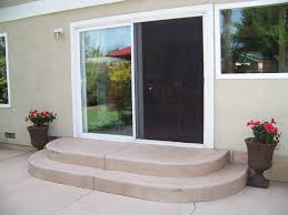 how to build outdoor fireplace step by step beautiful rounded concrete patio steps dream backyard patio