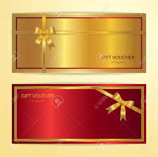 Coupon Format Template Chinese Style Gift Certificate Voucher Gift Card Or Cash Coupon